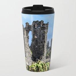 Travel to Ireland: Dunluce Castle Travel Mug