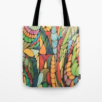 wizard Tote Bags featuring Wizard by Alamogordo