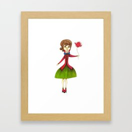 Let's Party - Musicy Framed Art Print
