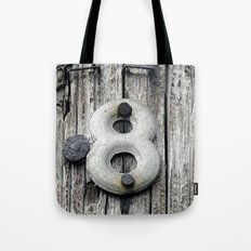 Crazy 8 Tote Bag
