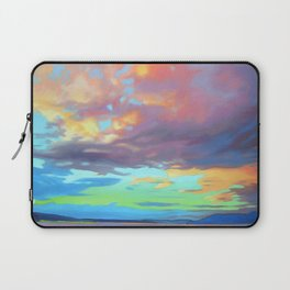 Sky Opus by Amanda Martinson Laptop Sleeve