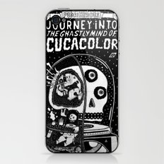 journey in to the ghastly mind of cucacolor iPhone & iPod Skin