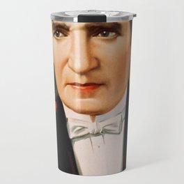 Thurston World Famous Magician Travel Mug