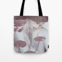 lily Tote Bags featuring Lily by Jumei