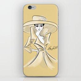 Hello Darling  iPhone Skin