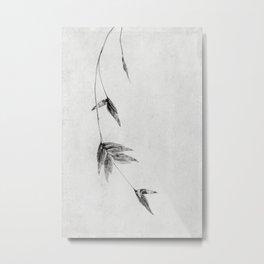simple Metal Print