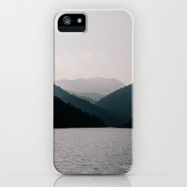 HALONG HILLS iPhone Case