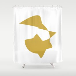 Feo Shower Curtain