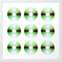 CD II Art Print