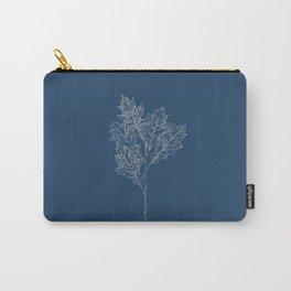 English Oak Blueprint Carry-All Pouch