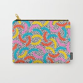 I Love Memphis Patterns Carry-All Pouch