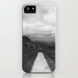 Nelson Ghost Town iPhone Case