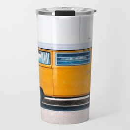 Combi yellow Travel Mug