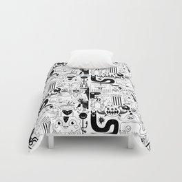 Monsters ink Comforters