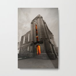 Saint Boniface Cathedral Metal Print