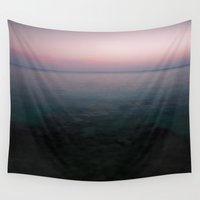 blur Wall Tapestries featuring Blur  by CloudedSunset
