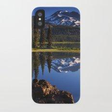 Sparks Lake Sunrise Slim Case iPhone X