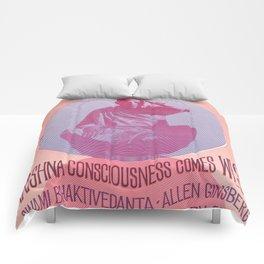Mantra-Rock Dance Poster, 1967 Comforters