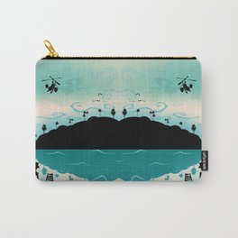 Island discovery Carry-All Pouch