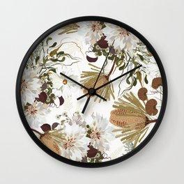 Juliette Charm Wall Clock