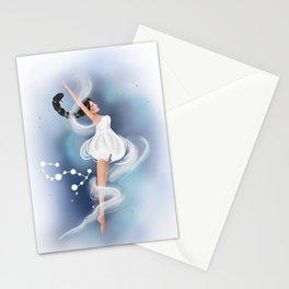 Scorpio Woman Stationery Cards