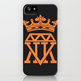 King Crown (BEAVERS) iPhone Case