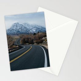 Blue Mountain Road Stationery Cards