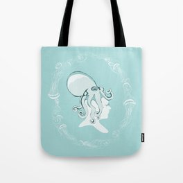 Sailor's Valentine - The Octopus Tote Bag