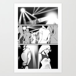 Esensuali - Part 1 Art Print