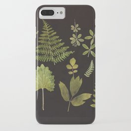 Plants + Leaves 5 iPhone Case