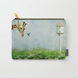 You've Got A Friend Carry-All Pouch