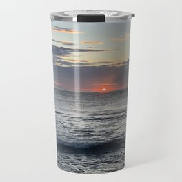Sunrise at Bronte Beach, NSW, Australia Travel Mug