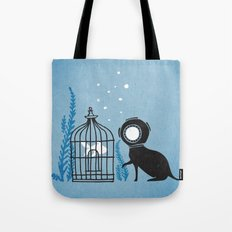 We can be friends Tote Bag