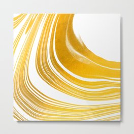 Marble Abstract 8 Metal Print