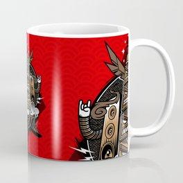 Totem Graff Coffee Mug
