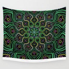 Heartichoke Wall Tapestry