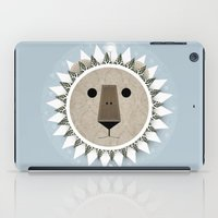 narnia iPad Cases featuring The Lion, the Witch and the Wardrobe by Rowan Stocks-Moore