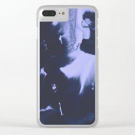 Gimme the Shivers Clear iPhone Case
