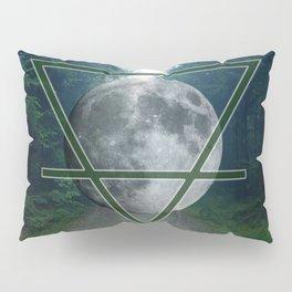 Lunar Earth Pillow Sham