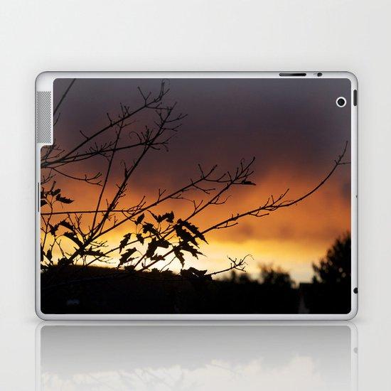 Sundown Laptop & iPad Skin