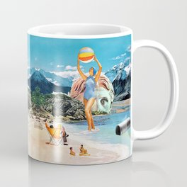 Poseidon in Love Coffee Mug