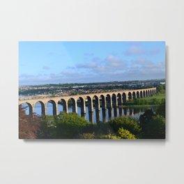 Royal Bridge, Berwick-upon-Tweed Metal Print
