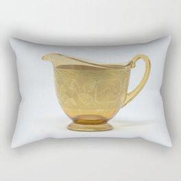 Vintage Glass Rectangular Pillow