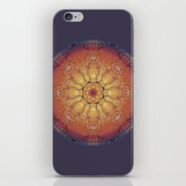 Warmth iPhone Skin