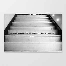 ace hotel (one) Canvas Print