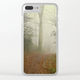 alterNatives - forest panorama Clear iPhone Case
