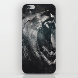 The Power Of The Nature iPhone Skin