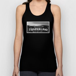 TONGVALAND Unisex Tank Top