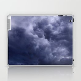 Angry Clouds Laptop & iPad Skin