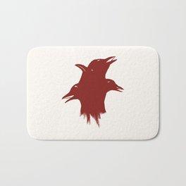 A Murder of Crows Bath Mat